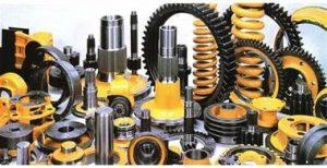 قطعات ماشین آلات راهسازی